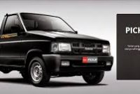 ISUZU PANTHER PICK UP GD 3 WAY